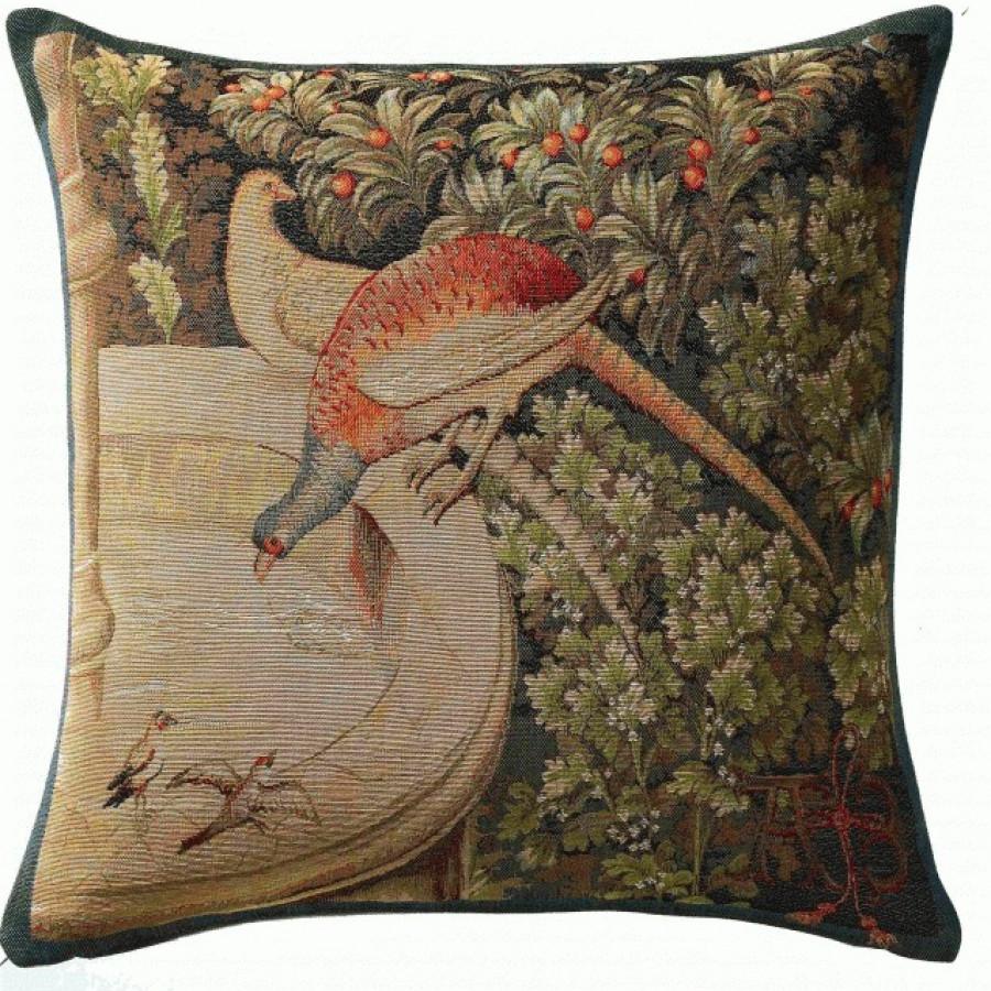 Cushion cover Pheasant