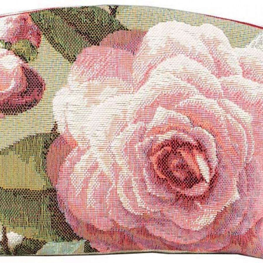 Cosmetic bag Camellia