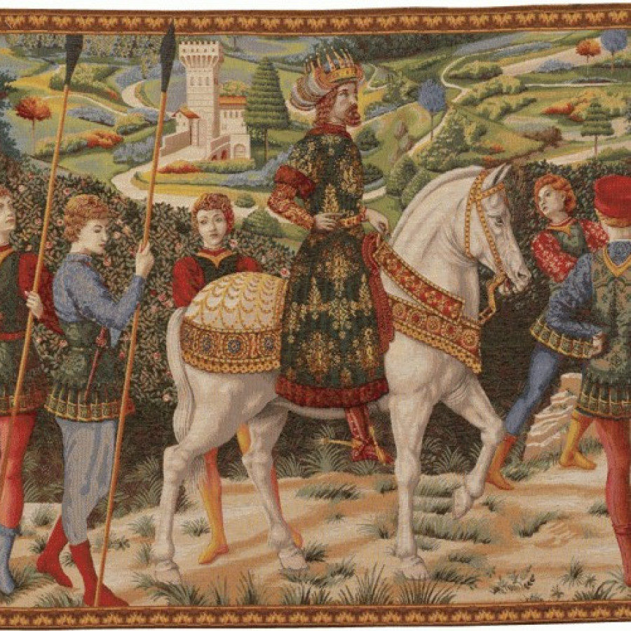 Tapestry Melchior