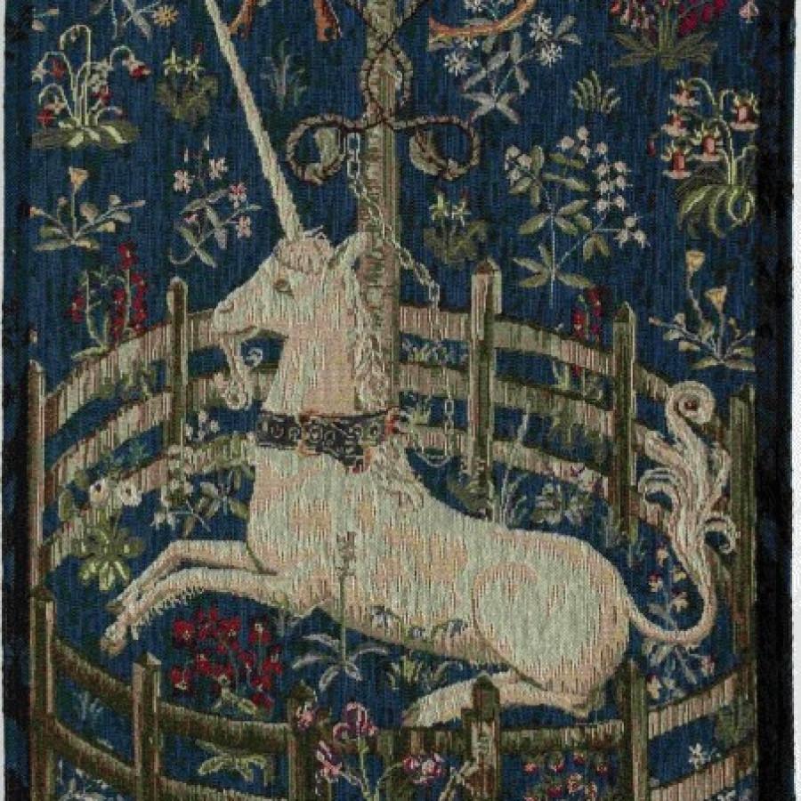 9155 : Licorne captive
