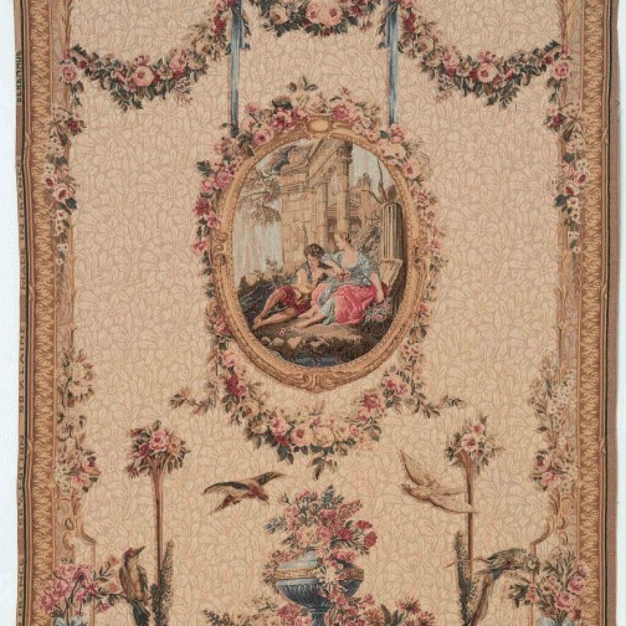 Tapestry Sérénade, cream