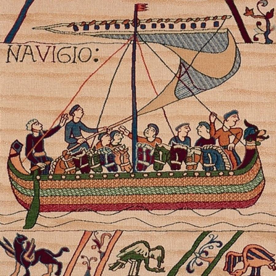 7507Z  : Bayeux, le navire