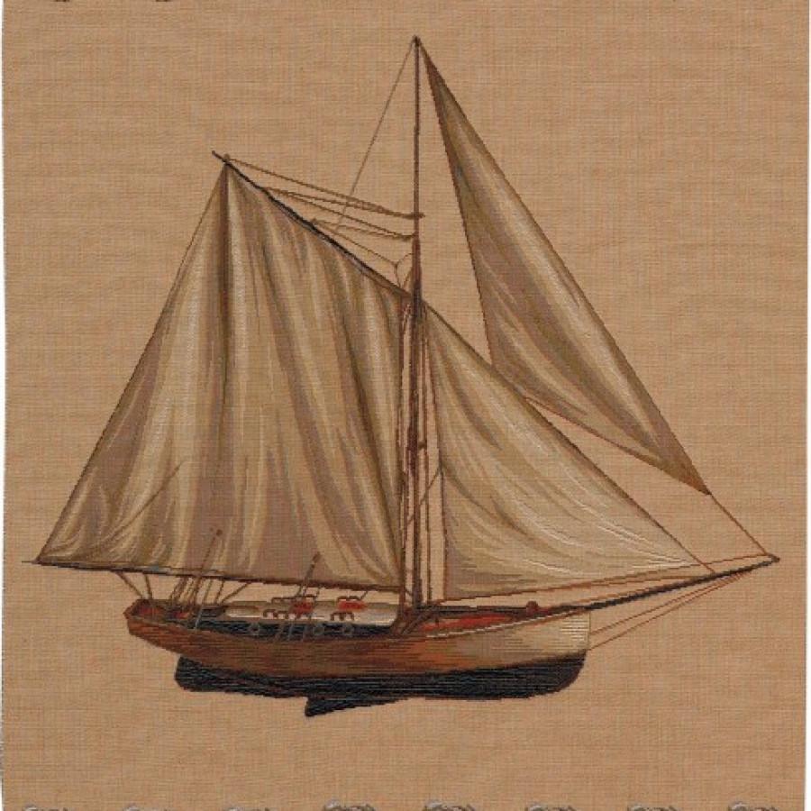Tapestry Sailing Boat