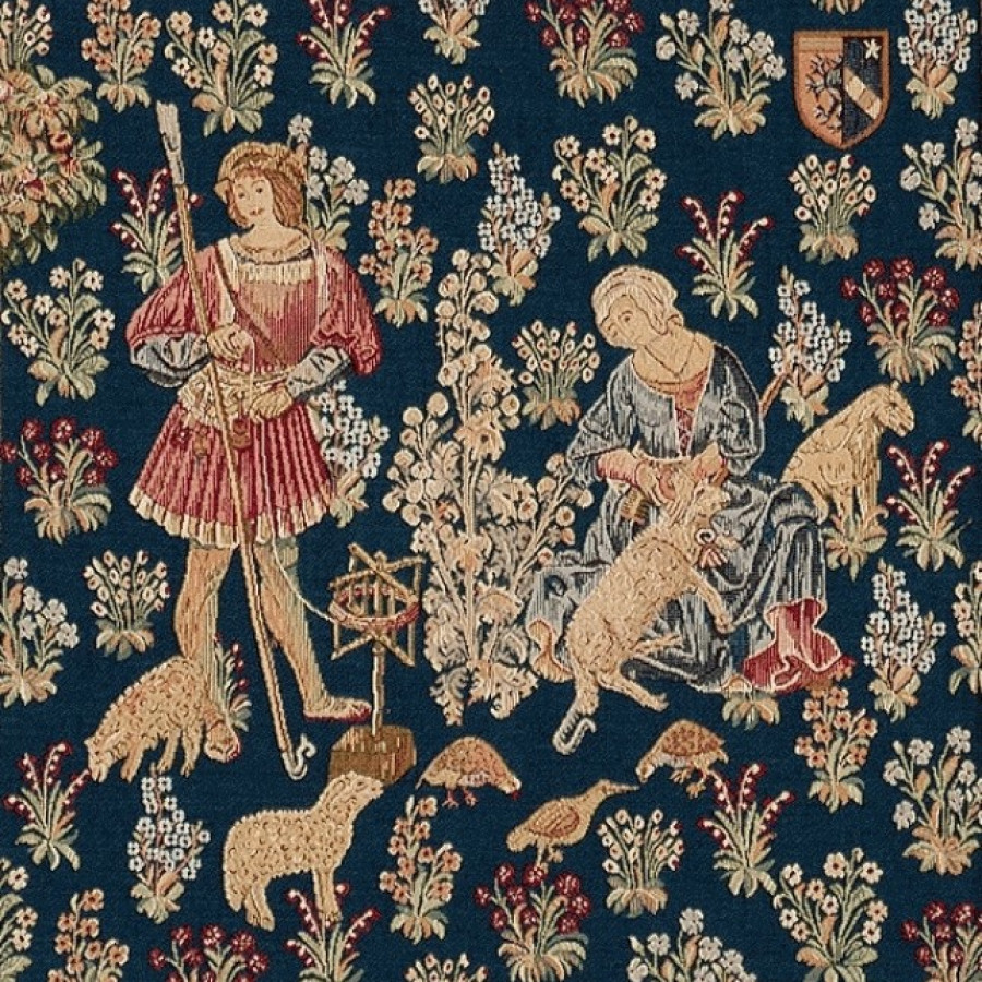 Tapestry 7508X: Wool work