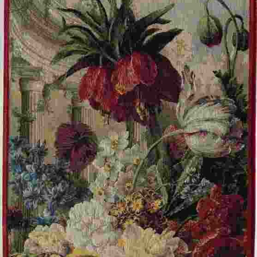 Tapestry Bouquet exotique