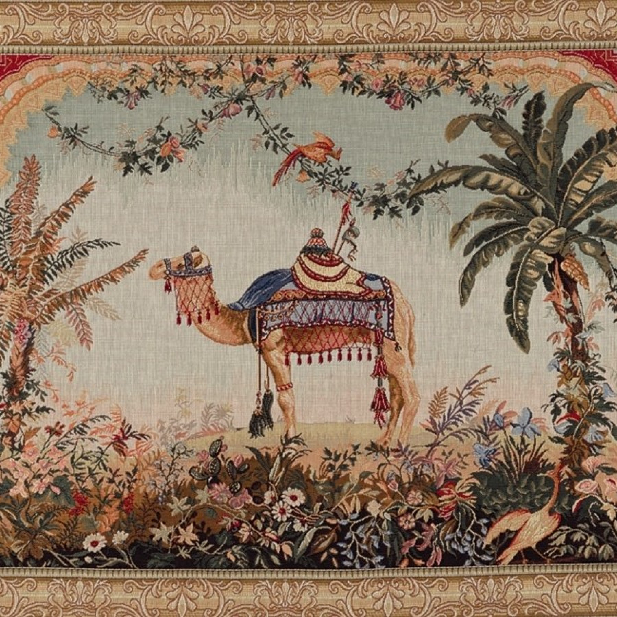 Tapestry The Camel