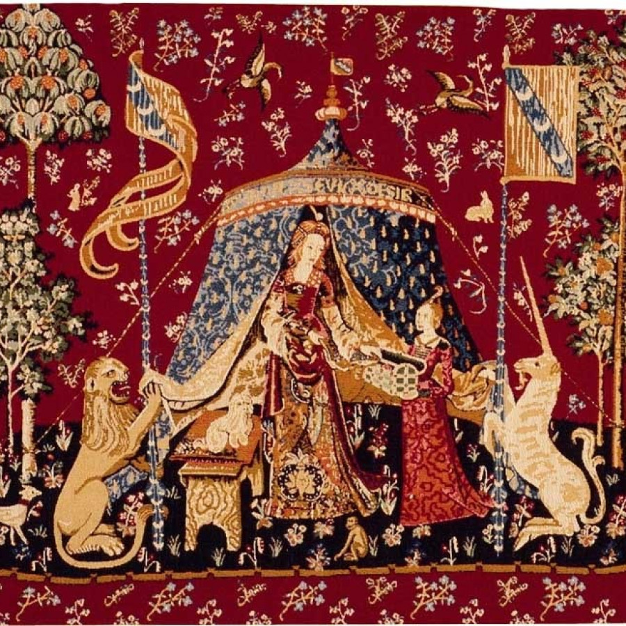 Tapestry A mon seul désir