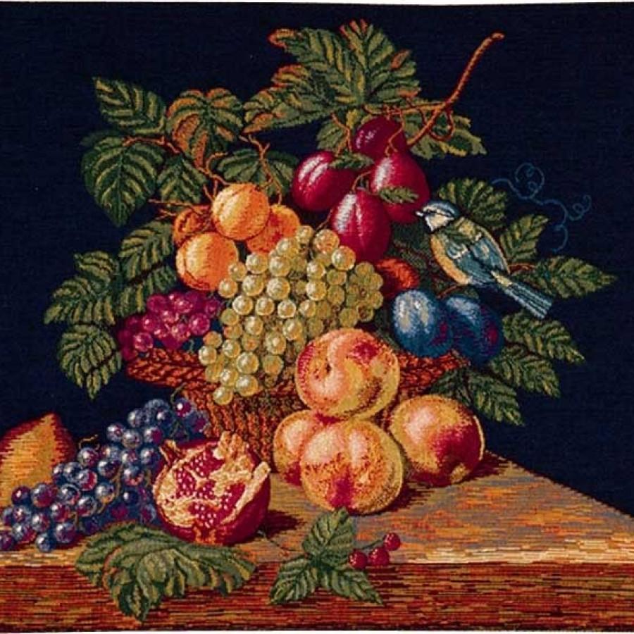 Tapestry La mésange