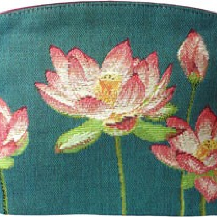 Cosmectic bag Water lilies