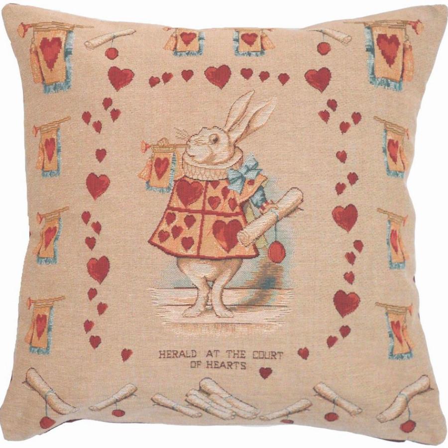 8715 : Heart Rabbit, Alice in Wonderland