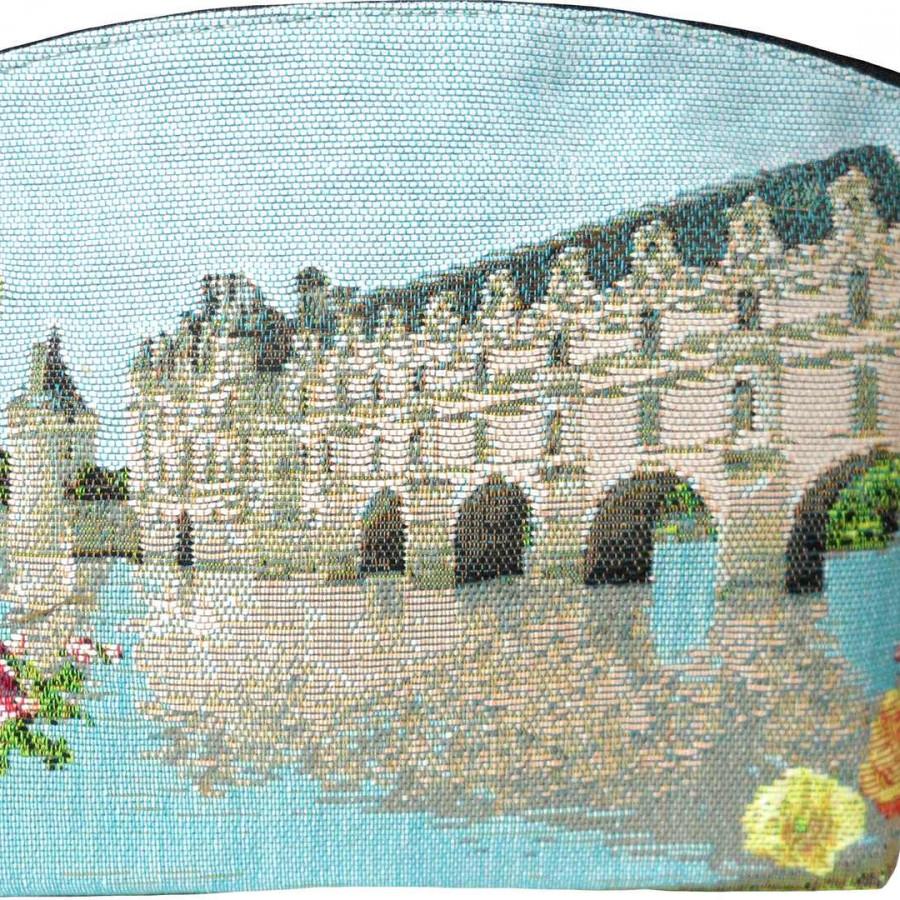 5439X : Château de Chenonceau fleuri
