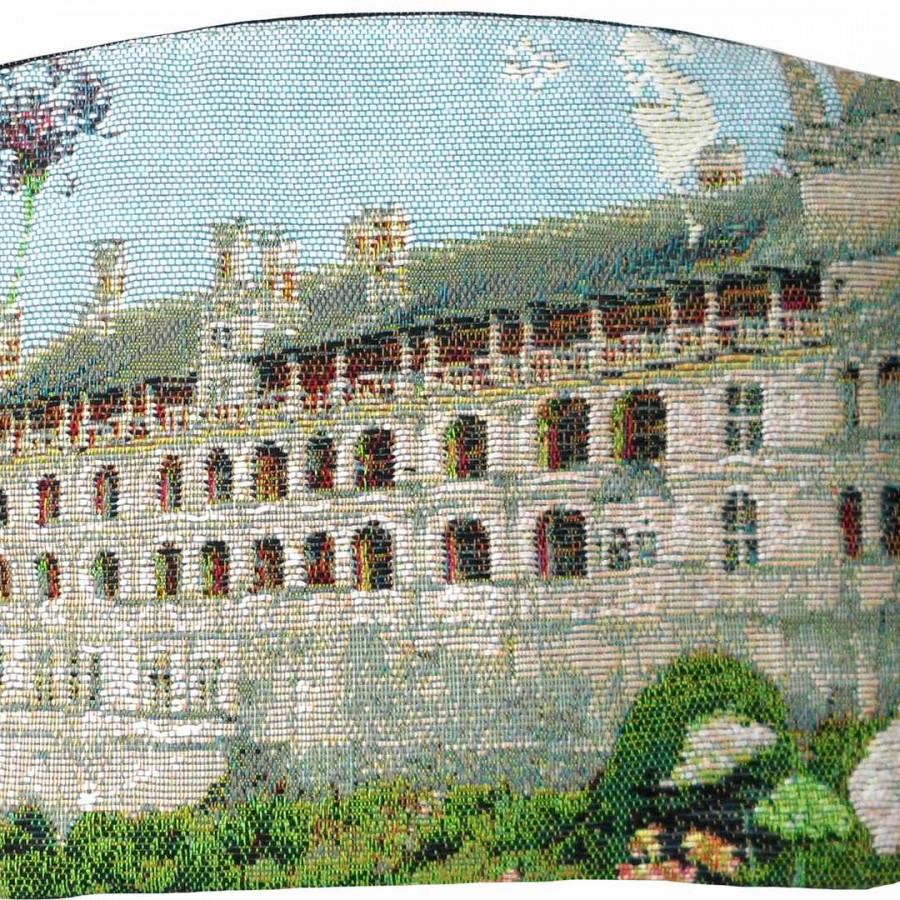 5440X : Château de Blois fleuri