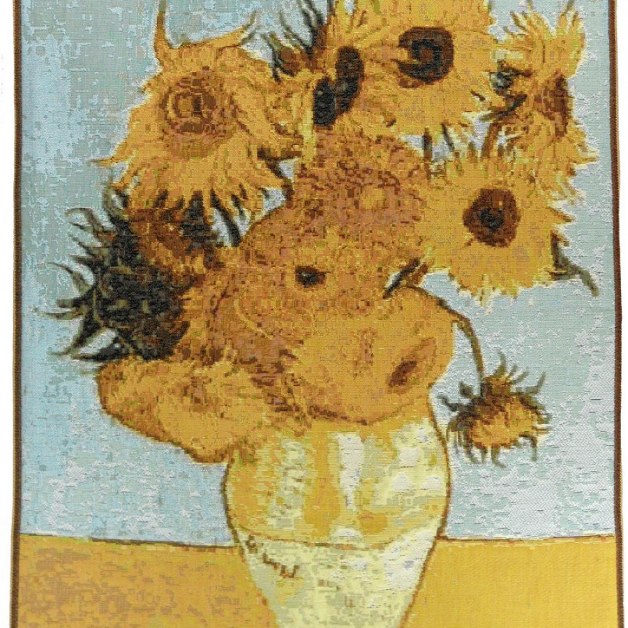 5139A : Bunch of flowers by Van Gogh
