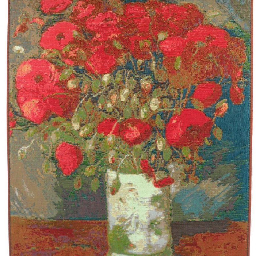 5140A : Bunch of poppies by Van Gogh