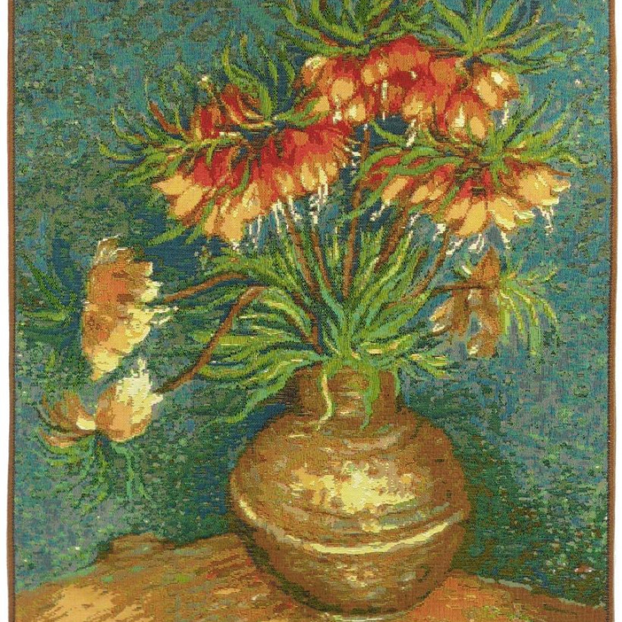 5141A : Bunch of Lillies by Van Gogh