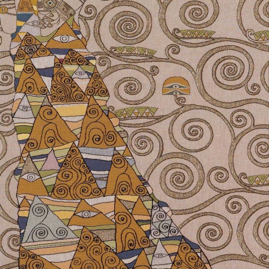 8585C : Dame Klimt, clair gauche