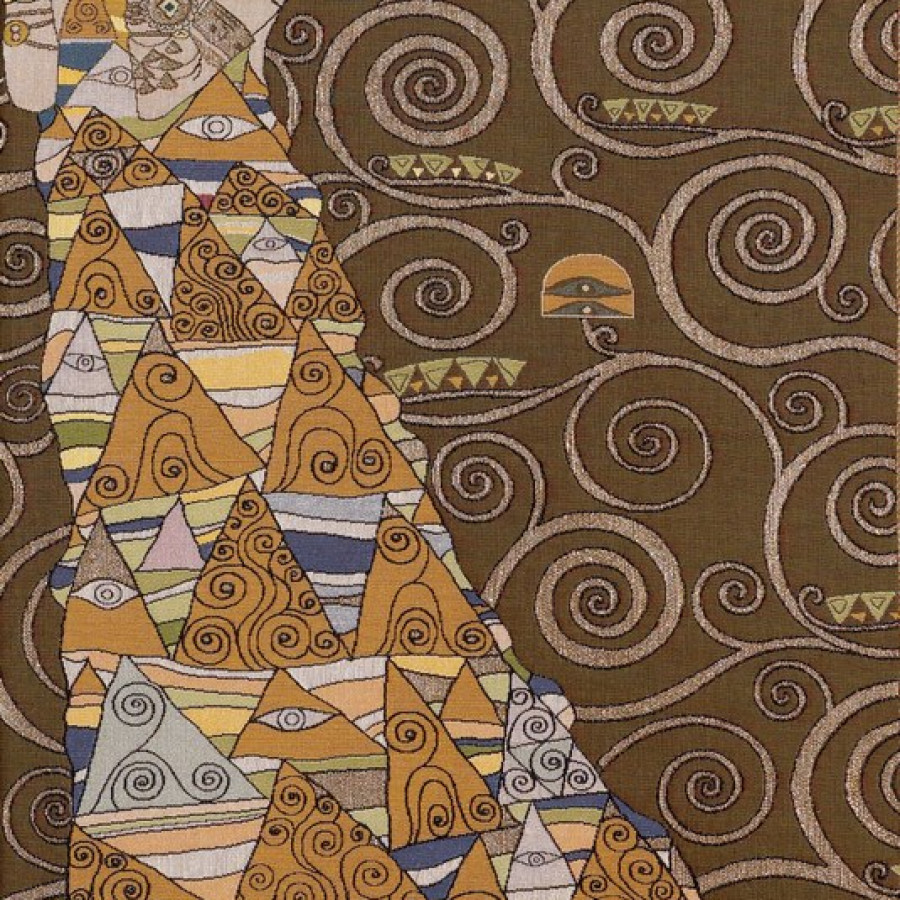8585F : From Klimt , light background