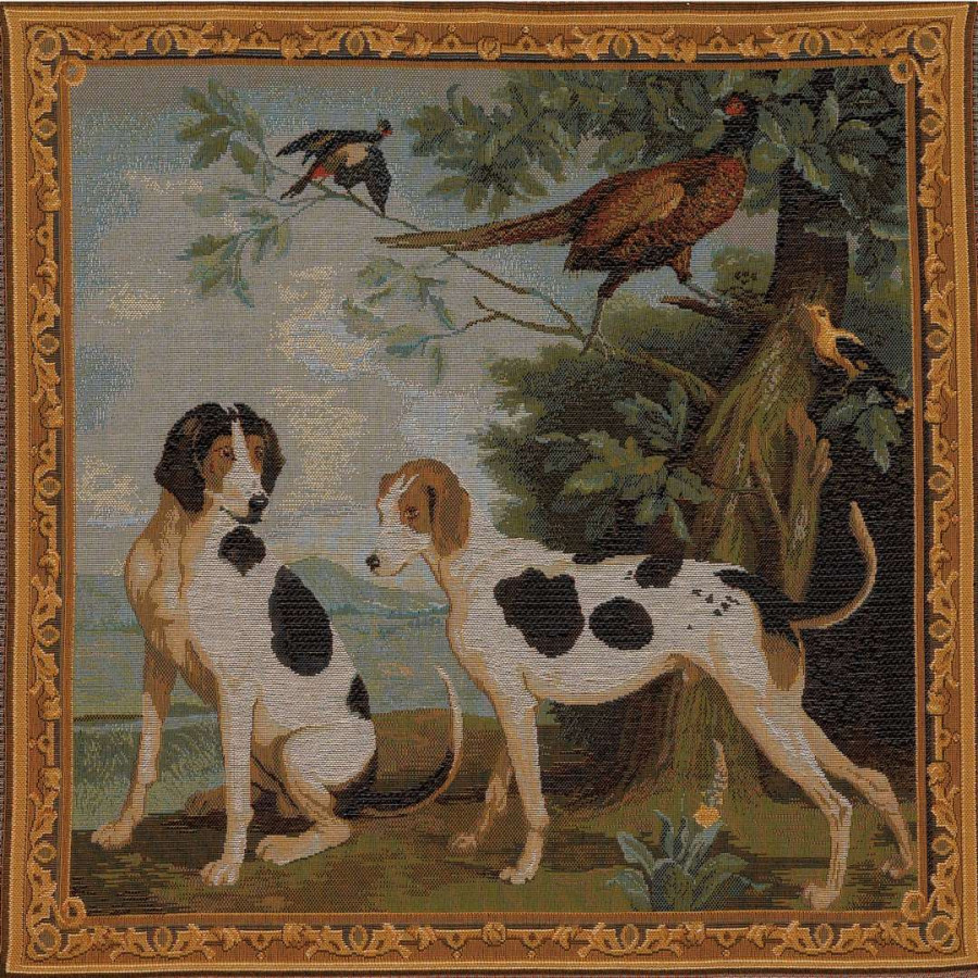 8634 : Hunting dogs