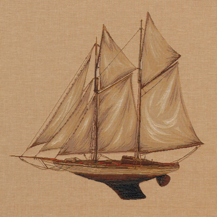 8644 : Sailing boat