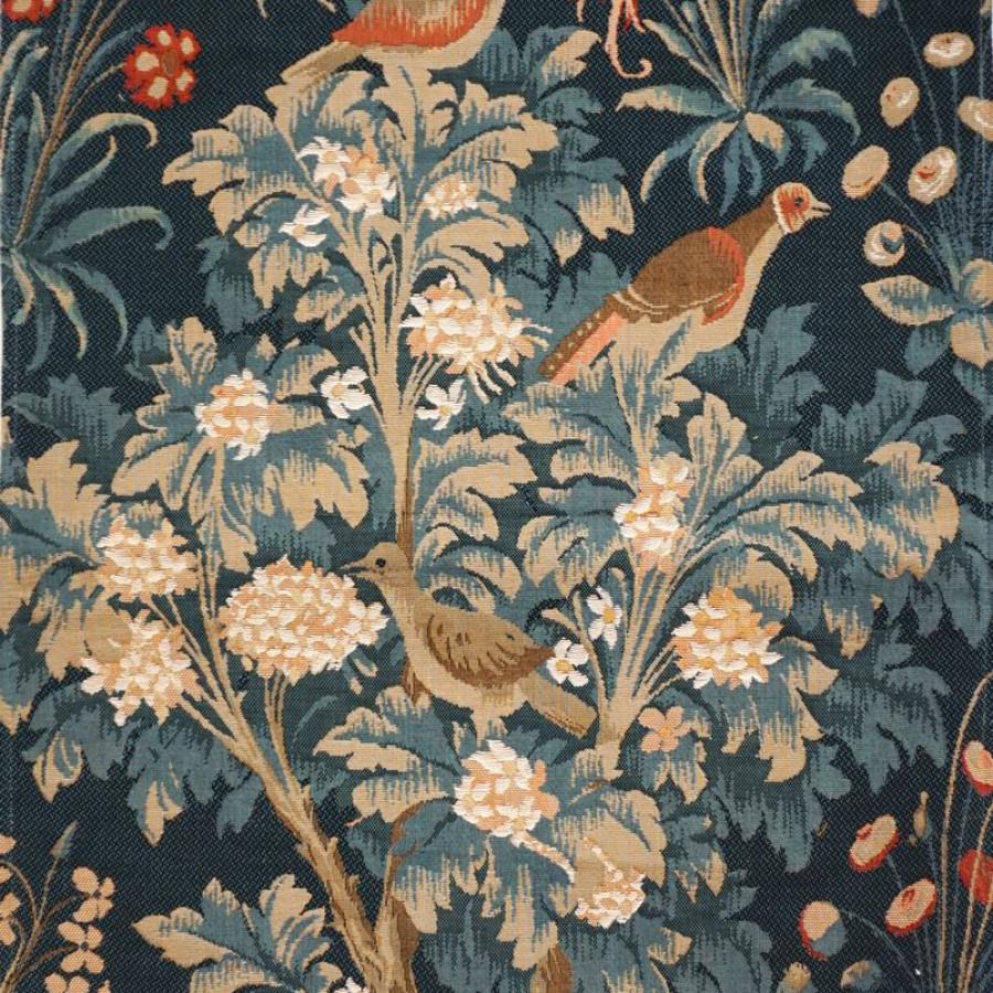 8840 : Offrande du coeur, Oiseaux et arbre