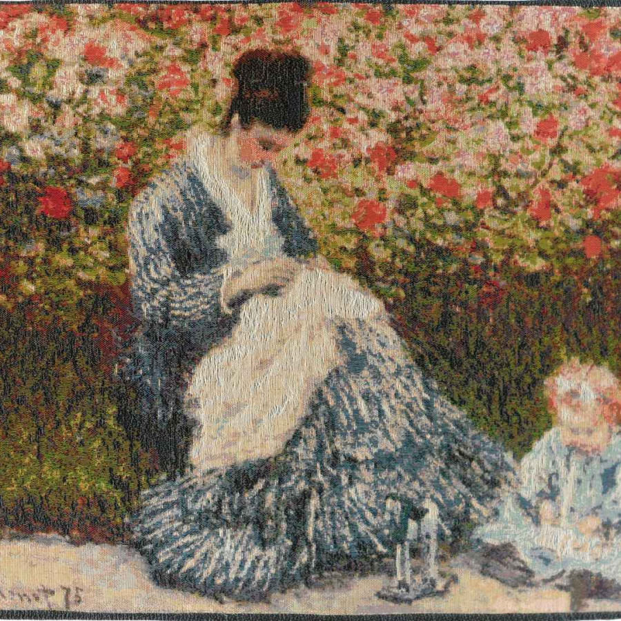 8979 : Camille and the child, Monet