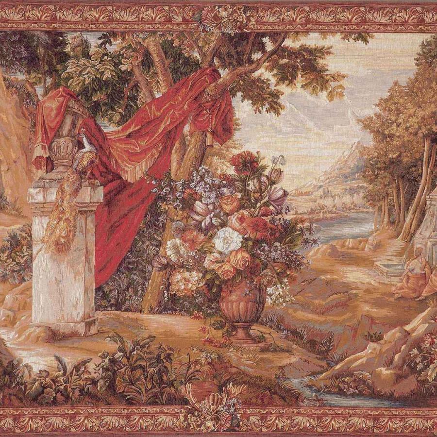 9090 : Bouquet au drapé