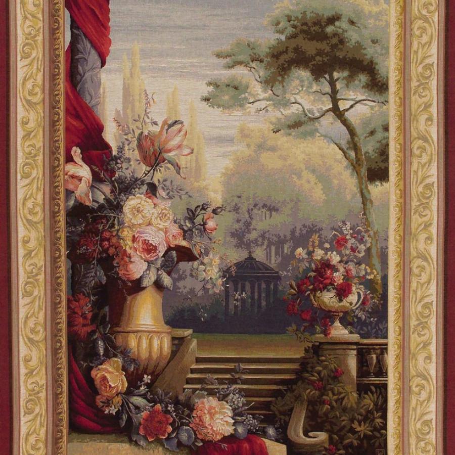 9109 : Bouquet jardin