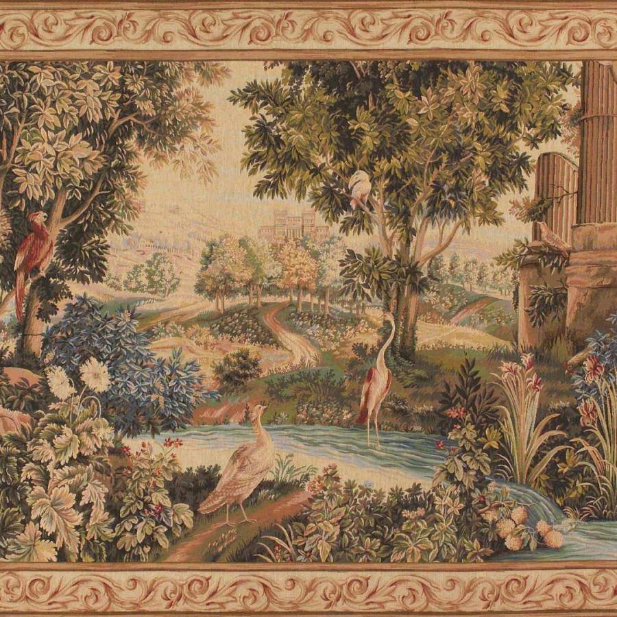 9147 : Verdure aux oiseaux