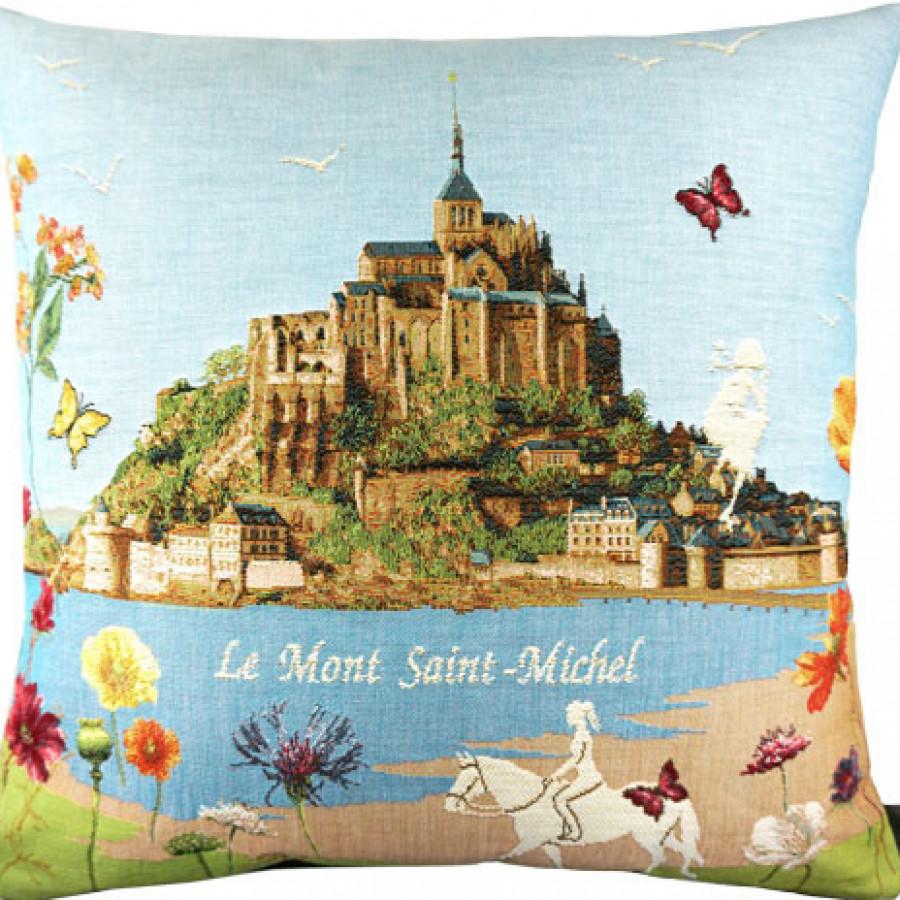 5610X : Mont Saint Michel Fleuri