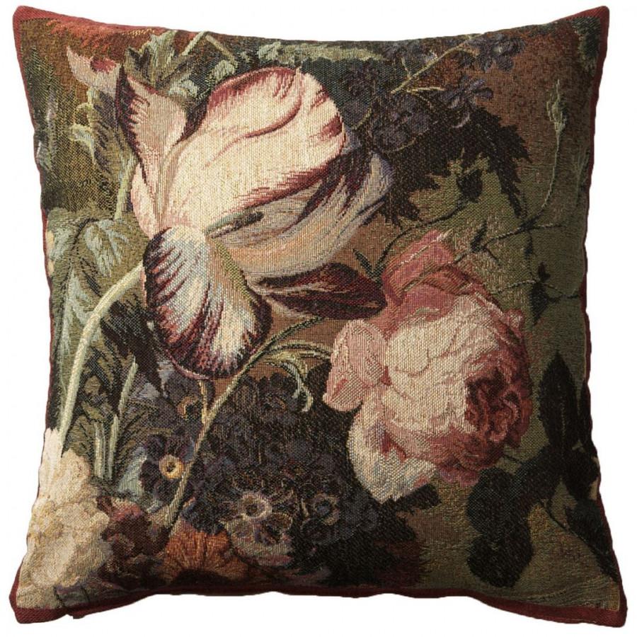 9056 : Tulipes et roses