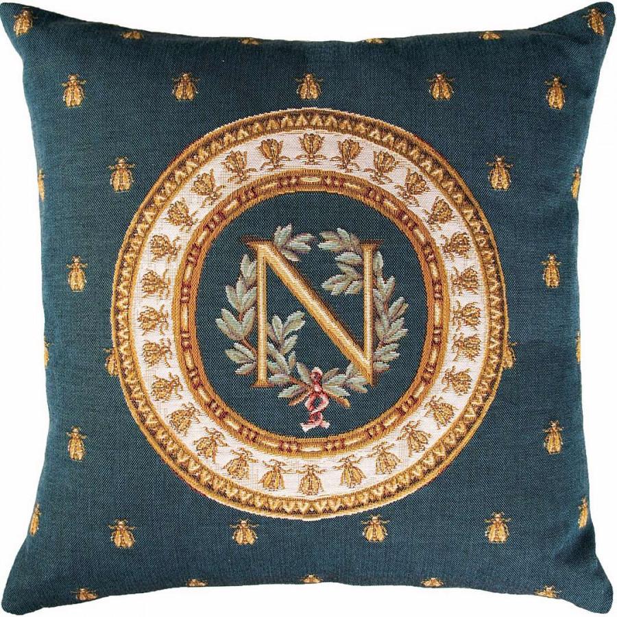 8701B : Napoléon, fond bleu