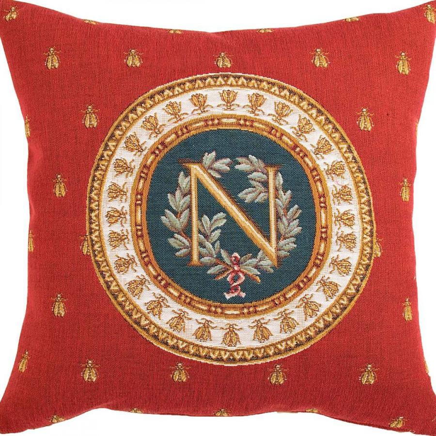 8701R : Napoléon, fond rouge