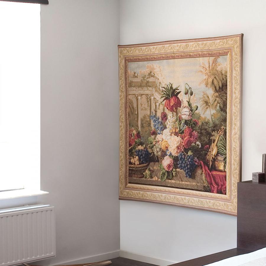 9058 : Bouquet exotique ,vertical