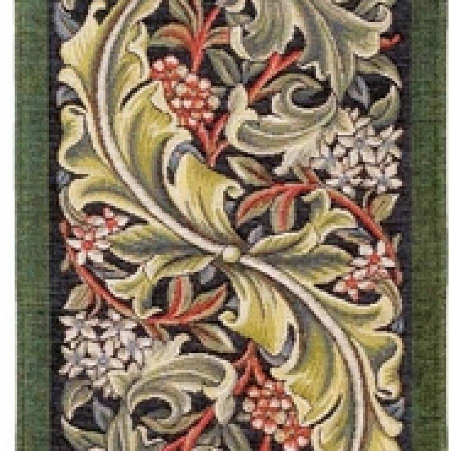 9192V : William Morris green