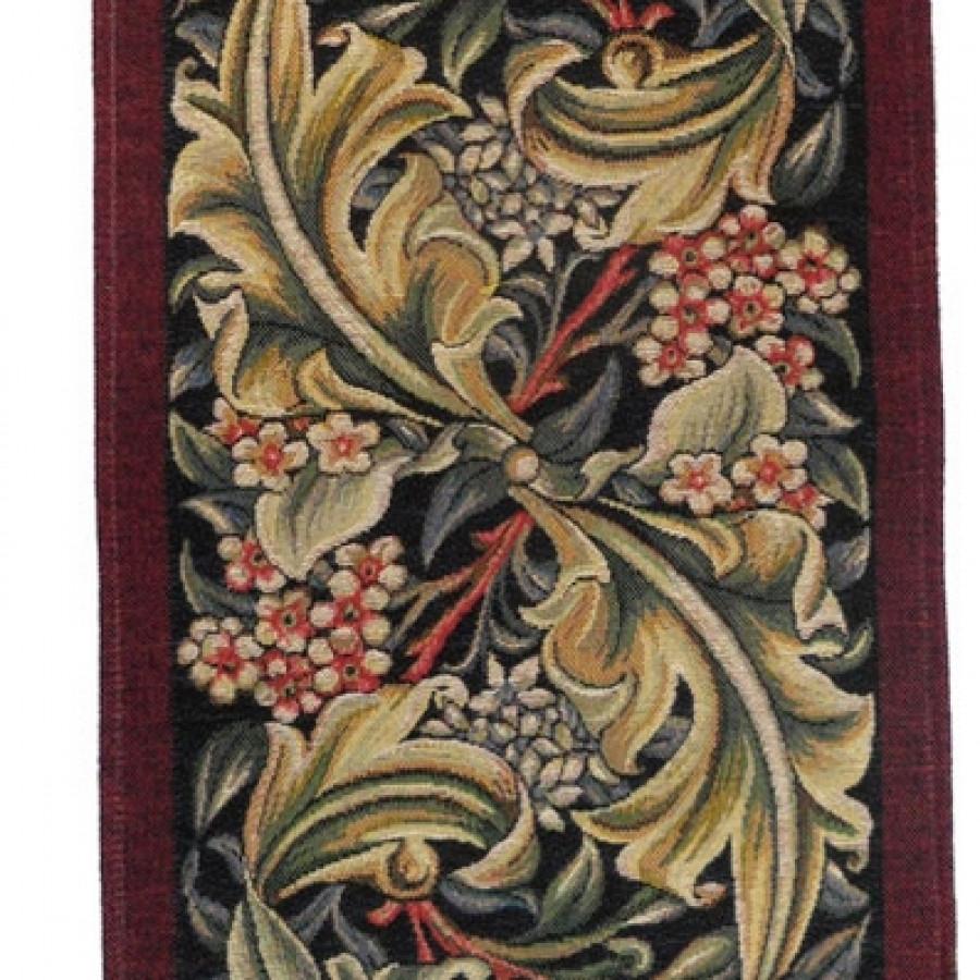 9192R  : William Morris rouge
