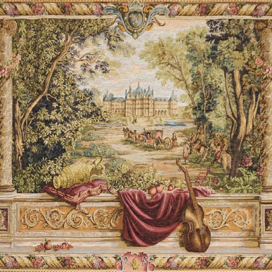 9004  : Verdure au château