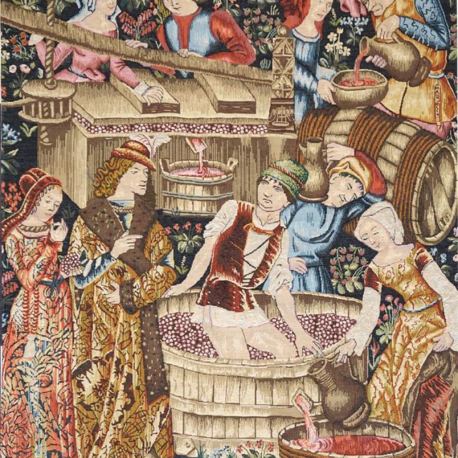 9257 : The wine press