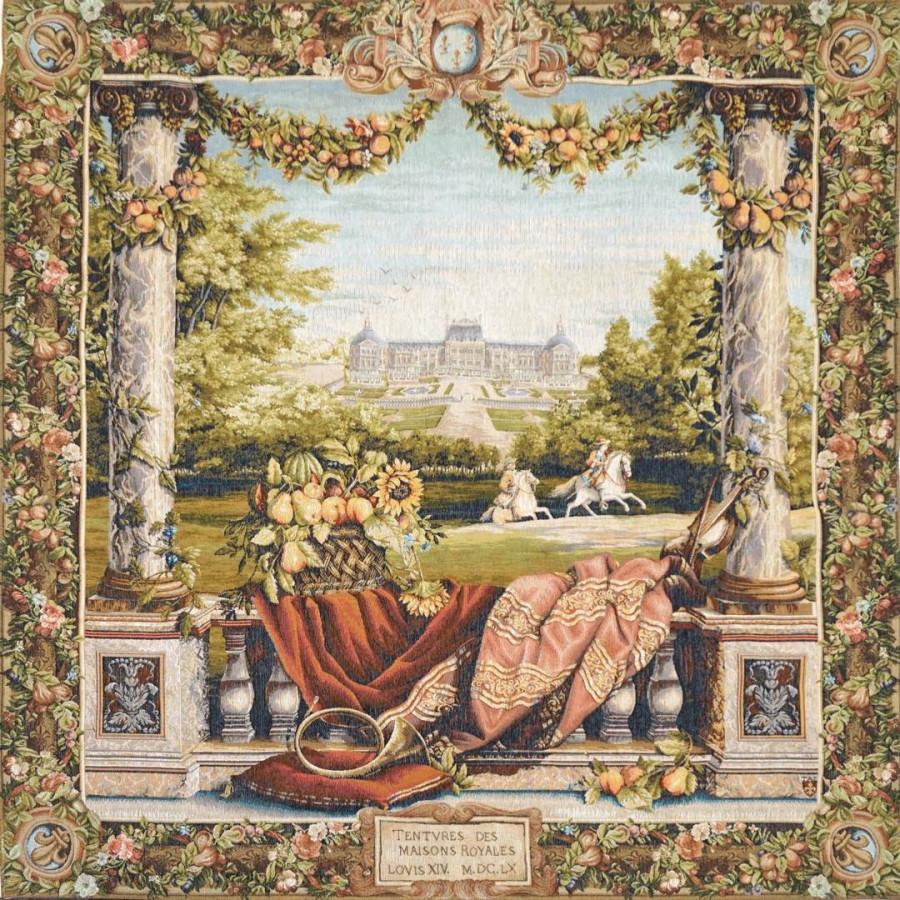 9115 : Terrasse au chateau