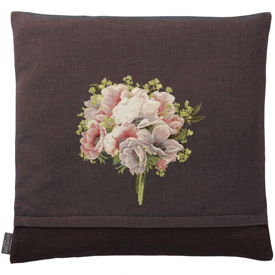 Housse de coussin Gros bouquet