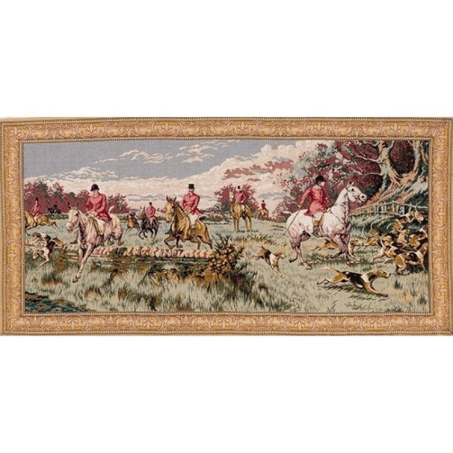 Tapestry Chasse à courre