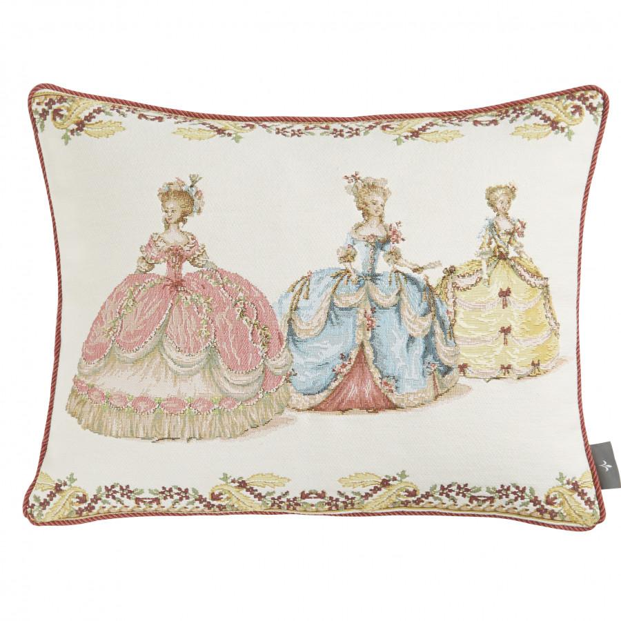 Housse de coussin 3 Duchesses