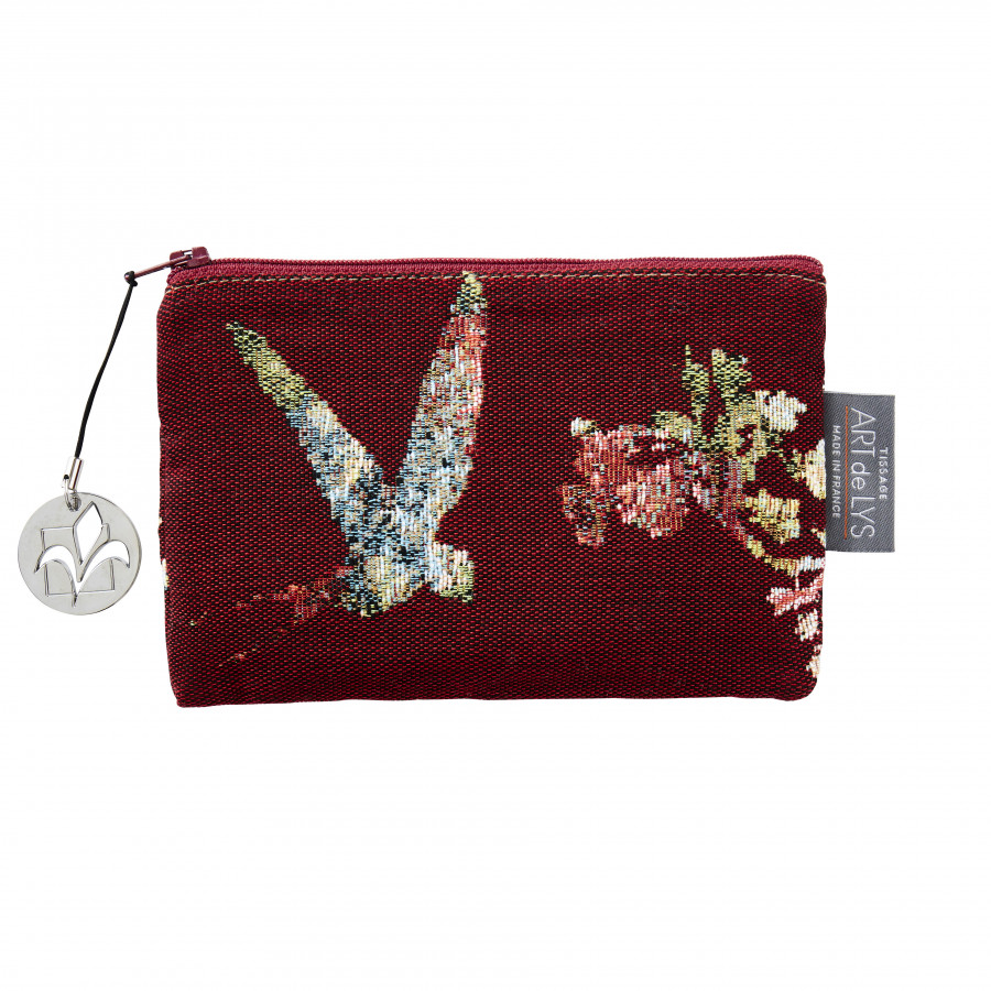 Cosmetic bag Flowery birds