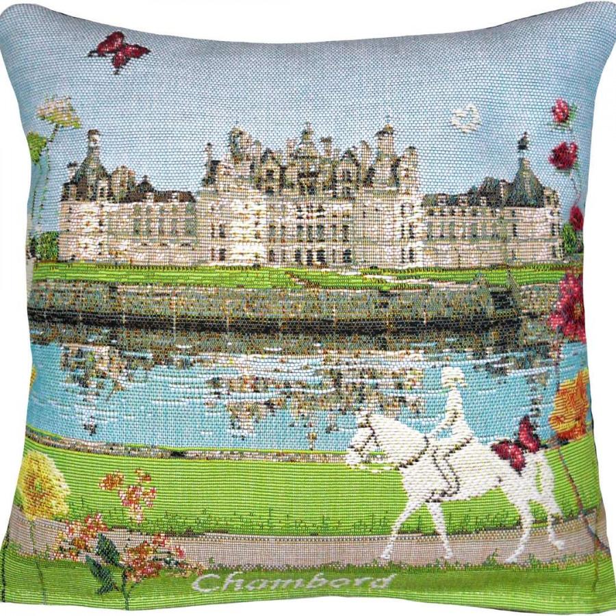 5451X : Chambord castle