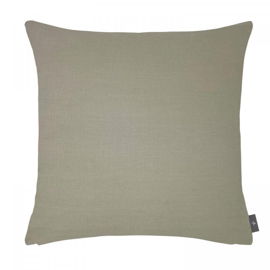 Housse de coussin tapisserie Lapin tête à droite inspirée par William Morris
