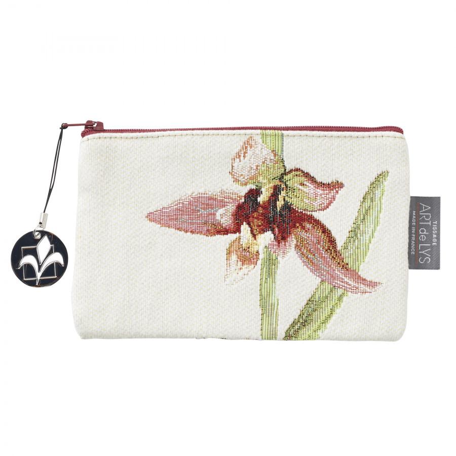 Pochette Orchidée