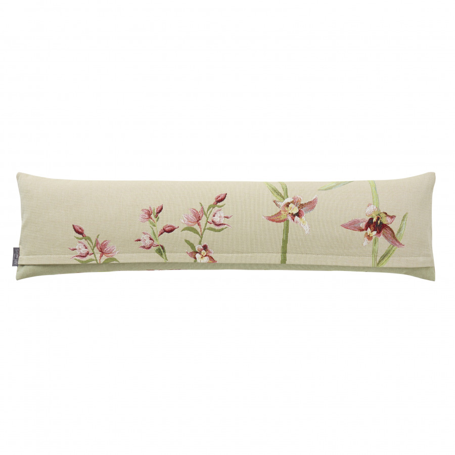 Tapestry cushion cover Big Orchid
