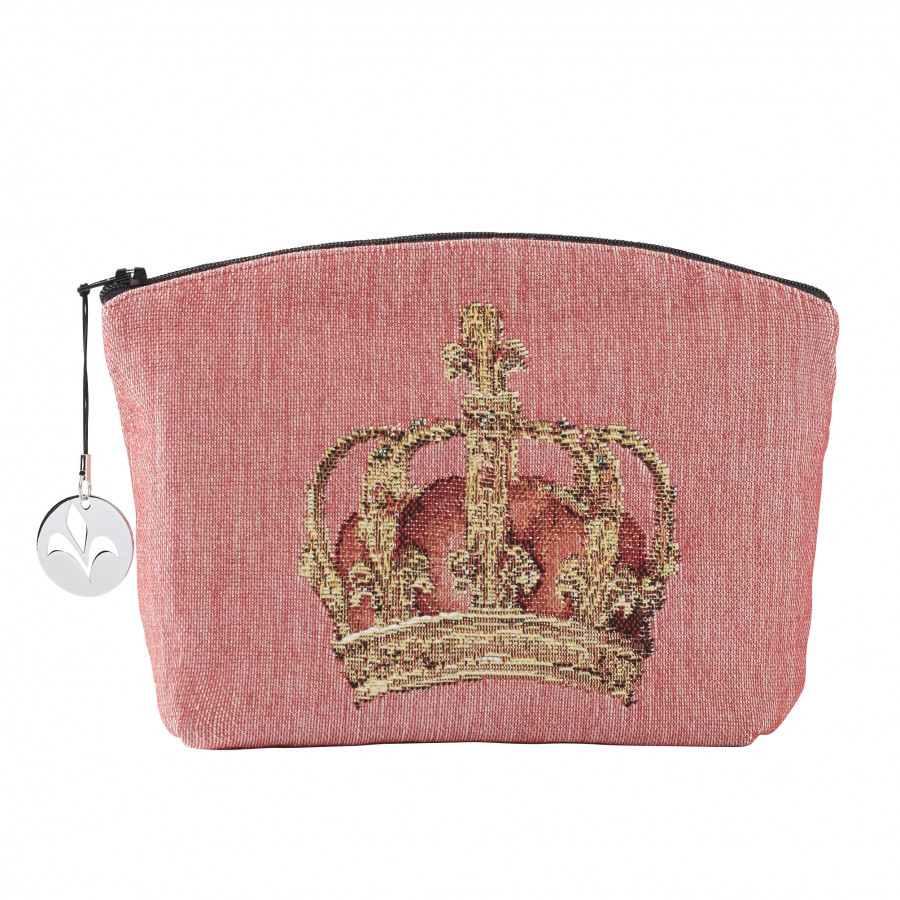 Tapestry cosmetic bag Royal Skull