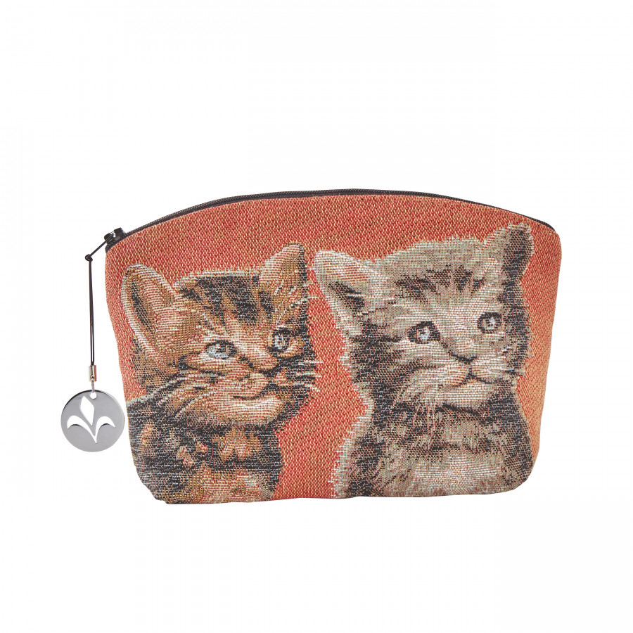 Trousse tapisserie Chatons