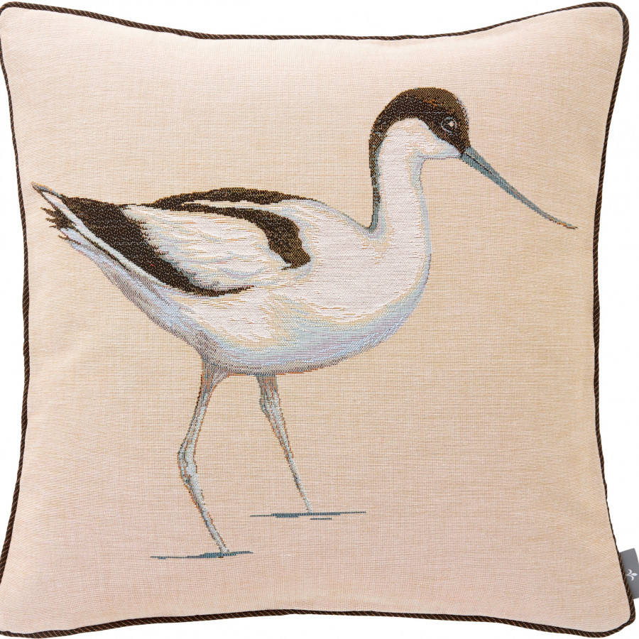 Tapestry cushion cover Avocet