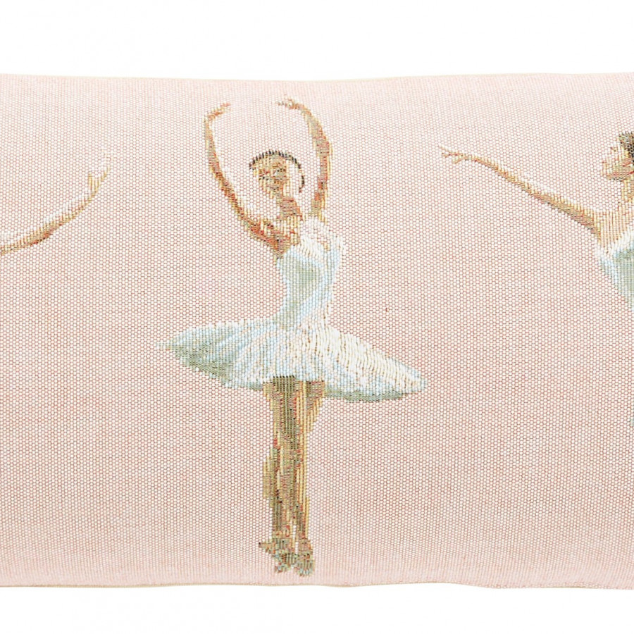 Tapestry cushion cover Dancers on stage